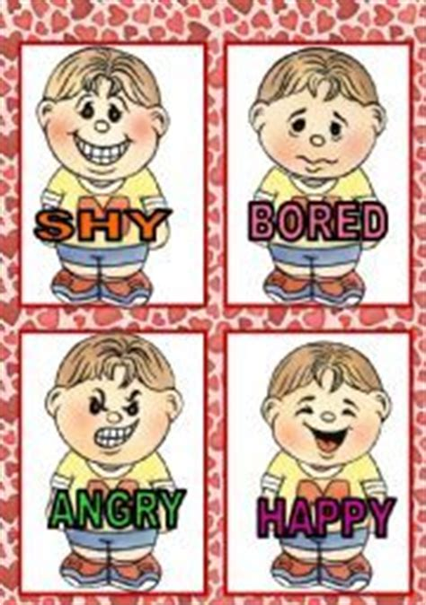 emotions  expressions ideas emotions expressions