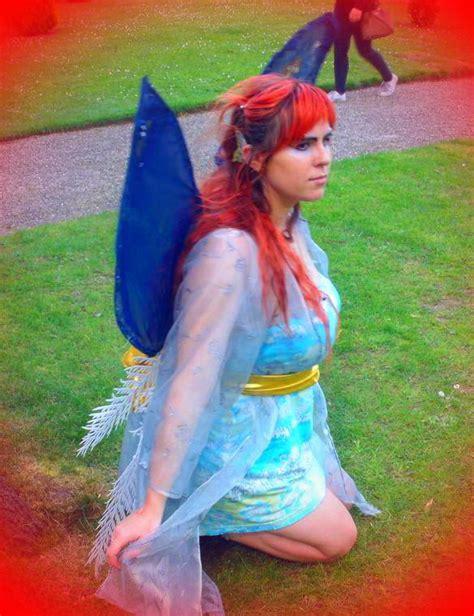 water elf lies elfia  cosplay style