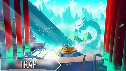 Duelyst Wallpapers Fly Away Artwork Thefatrat Anjulie