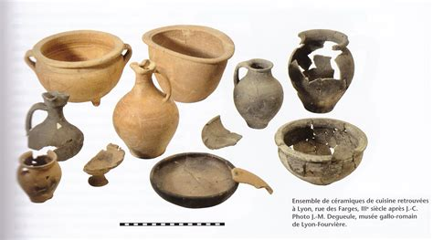 cuisine rome antique gallo la vaisselle de table en europe du