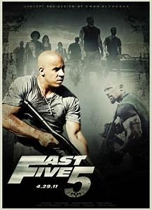 Fast Five by ALfannan8w on DeviantArt