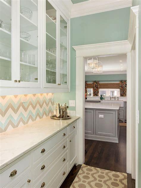 chevron tile backsplash home design ideas pictures