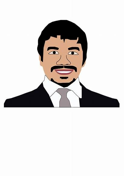 Pacquiao Manny Openclipart