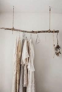 Kleiderständer Aus Holz : ankleidezimmer selber bauen bastelideen anleitung und ~ Michelbontemps.com Haus und Dekorationen
