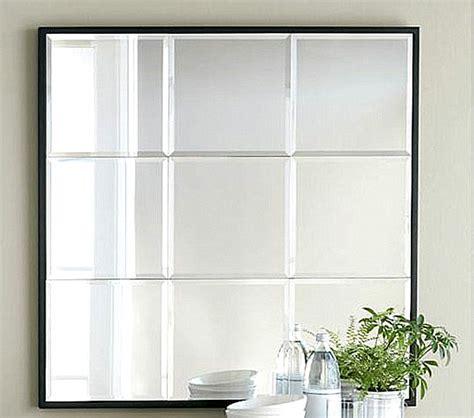 big mirrors  walls large horizontal wall horizontal