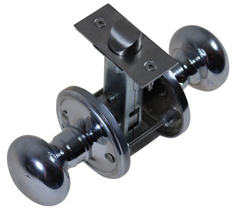 passage door knobs passage door set 2 3 8 quot backset chrome brass knobs