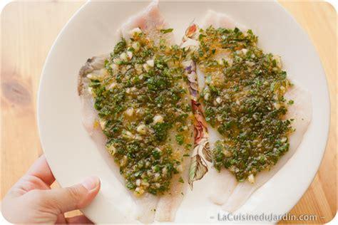 cuisiner du carrelet filet de carrelet à la provençale la cuisine du jardin