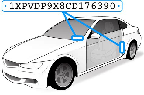 What Is A Vin Number For A Car by Ford Decode Your Vin Number Free Html Autos Post