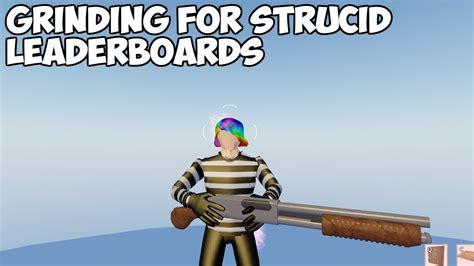 roblox strucid  stream grinding  leaderboards
