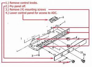 Kenmore Coldspot Refrigerator Wiring Diagram