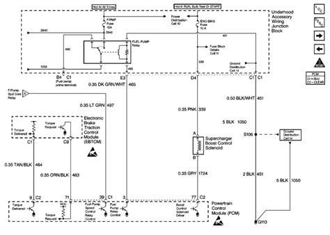 Pontiac Grand Prix Fuel Wiring Diagram Auto