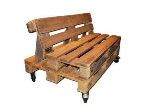 siege en palette coussin pour palette avec pli siège dos