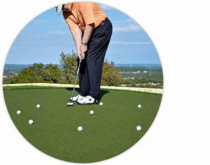 Practice Golf Vegas Putting Better Idaho Synlawn