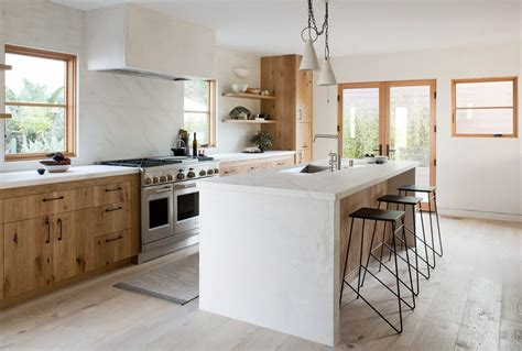 Natural Wood Kitchens — Stace King