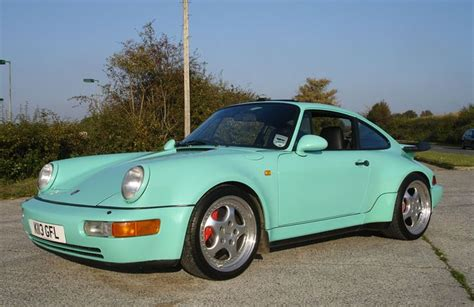 porsche mint green mint green 964 turbo cars pinterest mint green mint