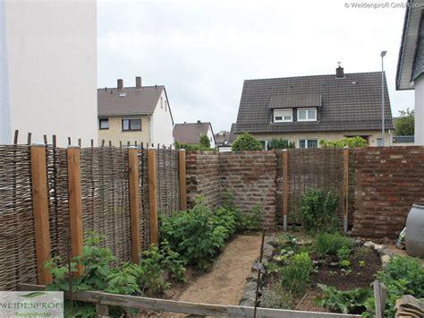 Sichtschutz Garten Robinie by Robinienz 228 Une Sichtschutz Robinie Weidenprofi Gmbh
