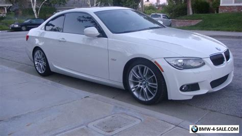 2013 Bmw 3-series 335i Coupe M Sport Package For Sale In