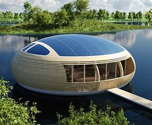 Haus Auf Dem Wasser : floating house leben auf dem wasser ~ Markanthonyermac.com Haus und Dekorationen