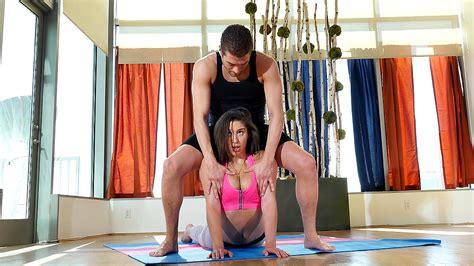 Yoga Freaks Abella Danger And Xander Corvus Xxx Movies