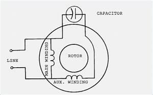 single phase induction motor wiring diagram vivresavillecom With induction motor wiring diagram
