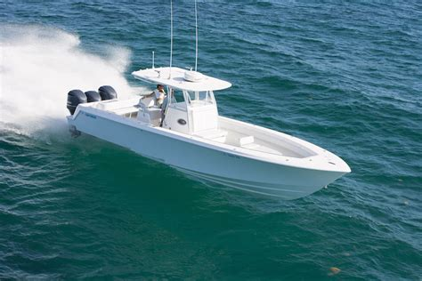 Contender Boats 39 by Contender 39 St Cc Waylen Bay Yacht Sales