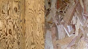 Mur En Osb : bois osb vs contreplaqu le match technique et environnemental cohabitation ~ Melissatoandfro.com Idées de Décoration