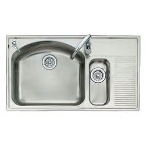 kitchen faucet canada kitchen sinks standard canada culinaire top mount dual level sink drain board