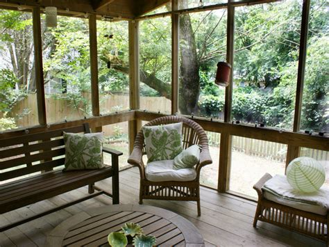 run my renovation a screen porch designed by you run my