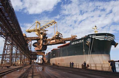 china commodity market live brazil grabs china iron ore market from australia