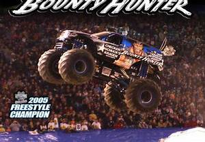 Bounty Hunter Monster Truck - Photography & Abstract ...