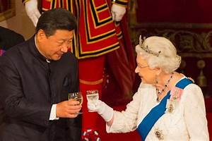 at 90 elizabeth ii 39 s influence in china is