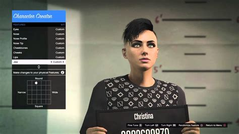 Gta Online How To Make A Pretty Female Character