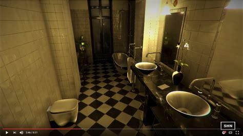 Japanese Bathroom Horror Game Speedrun 1080p 60fps Youtube