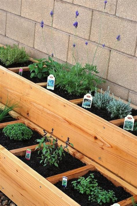 raised herb bed ideas stacked raised herb bed from artandappetite com she s managed to do this in the desert