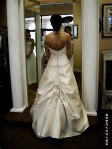 wedding dress bustle types bustle wedding gown ideas for brides weddings