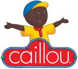 Black Caillou