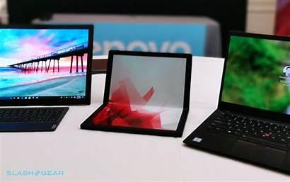 Lenovo Thinkpad X1 Foldable Laptops Future Ultraportable