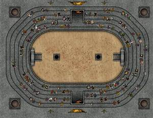 Arena Map  By Heruca  08