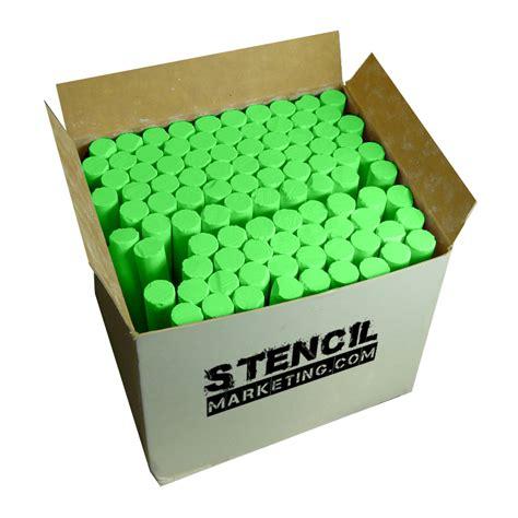 H&R Block Green Chalk Refill | Stencil Marketing