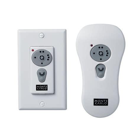 monte carlo fan remote control wall remote control unit for monte carlo ceiling fans with