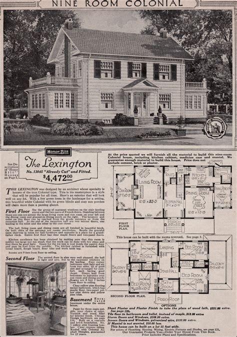 sears roebuck house plans