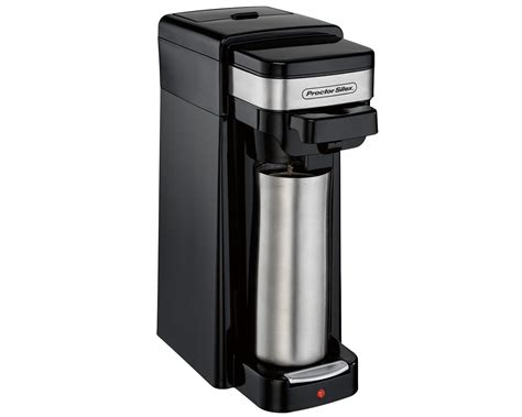 Single-serve Coffee Maker (black)-49969 Bunn Coffee Maker Leaking From The Bottom French Press How Long To Steep Kettle Painted Round Tables Ratio 8 Cup For Home Use Bloom Reddit