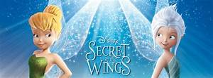Walt Disney Pictures Secret Of The Wings Available October