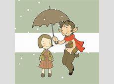 Lucy and MrTumnus by matsutakedo on DeviantArt