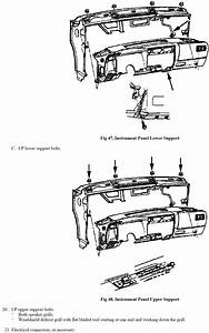 Step By Step To Replace A Heater Core On A 1995 Chevy S10