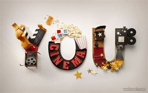 60 creative 3d typography design ideas for your inspiration