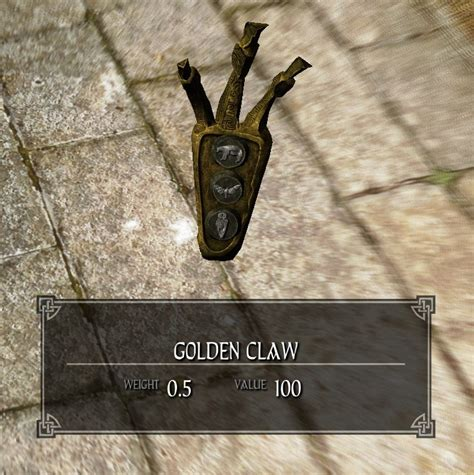 golden claw legacy   dragonborn fandom powered
