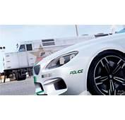 BMW M6 F13 Gran Coupe 2014 Dubai Police For GTA San Andreas