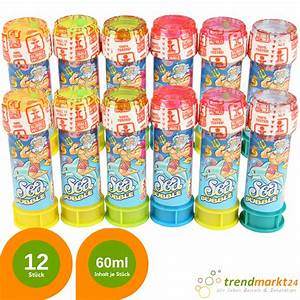 Geschenke Für 5 Euro : seifenblasen set 12 st ck x 60 ml flasche geschenke unter 5 euro g nstige geschenke ~ Buech-reservation.com Haus und Dekorationen