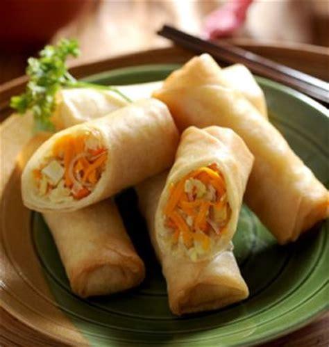 cuisine chinoise poulet croustillant nems crevettes la recette idéale de nems crevettes sur